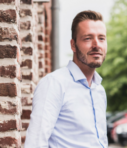 Fabian Missinne, CEO Titeca Accountancy, contentmarketing- en copywritingklant van Het Schrijfhok