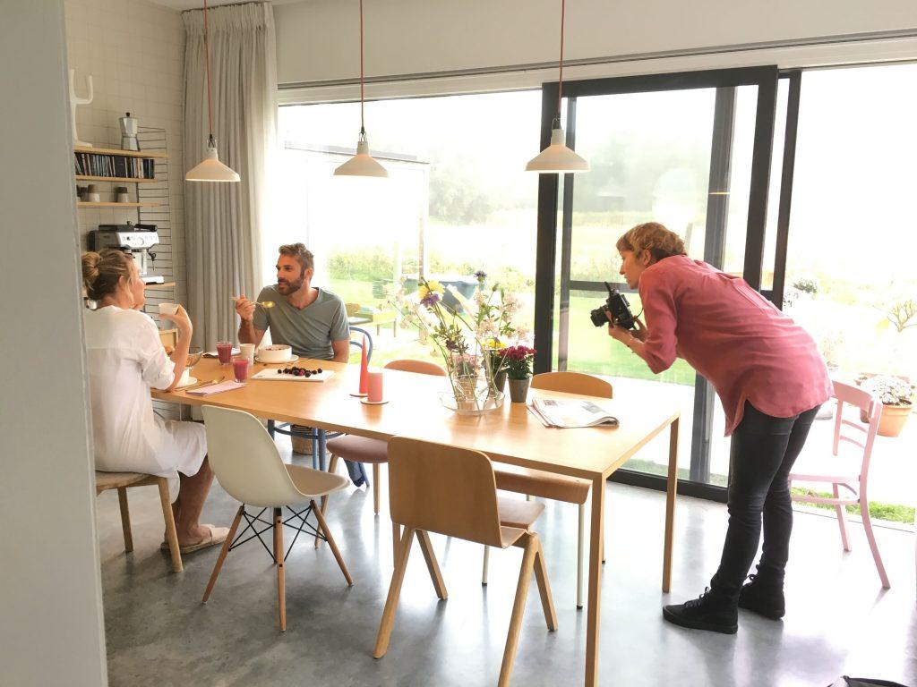 Foto fotoshoot merkontwikkeling Belgian Mums voor Gediflora, Branding & Styling door Het Schrijfhok