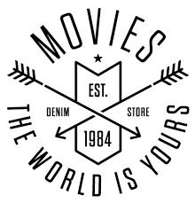 Logo Movies Gent, copywritingklant voor modemagazine van Het Schrijfhok