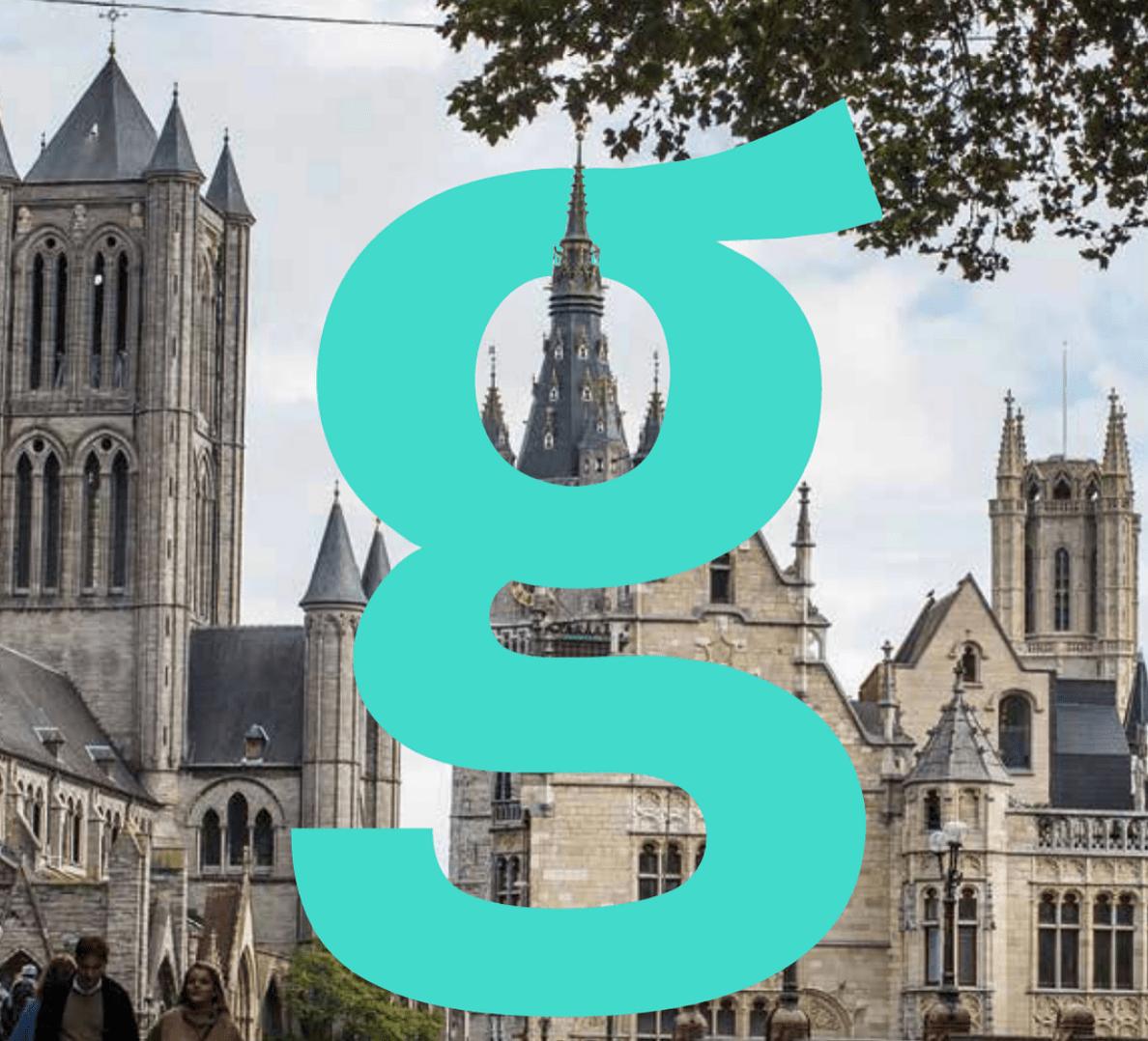 Contentmarketing en copywriting Het Schrijfhok voor stadgids in opdracht van Visit Gent, citymarketing